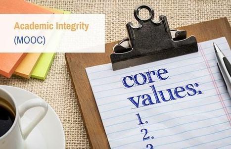 Academic Integrity (MOOC) - PrepAdviser.com   ANALYZING EDUCATIONAL TECHNOLOGY   Scoop.it