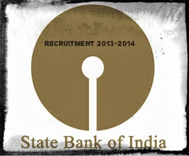 State Bank of India - SBI Notified Recruitment 2013-2014 | TheAPNews | Scoop.it