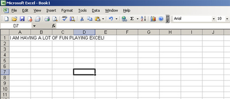 Microsoft Excel Champion Crowned | Film reviews | Scoop.it