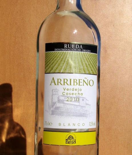 O Puto (Bebe): Arribeño — Verdejo '2010 | Wine Lovers | Scoop.it