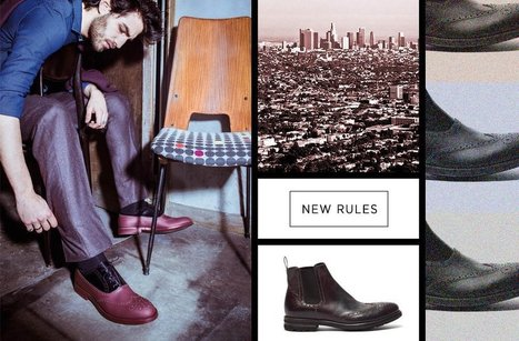 NEW RULES - Alberto Guardiani | Le Marche & Fashion | Scoop.it