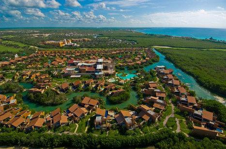 Two Riviera Maya Luxury Resorts Amidst Exotic Mayakoba | fashion and travel | Scoop.it