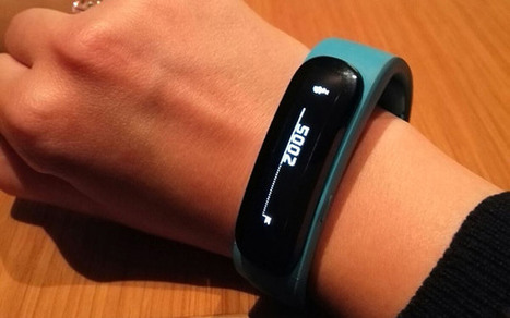 This awkward wearable might be Huawei's upcoming smartwatch | Tendencias tecnológicas | Scoop.it