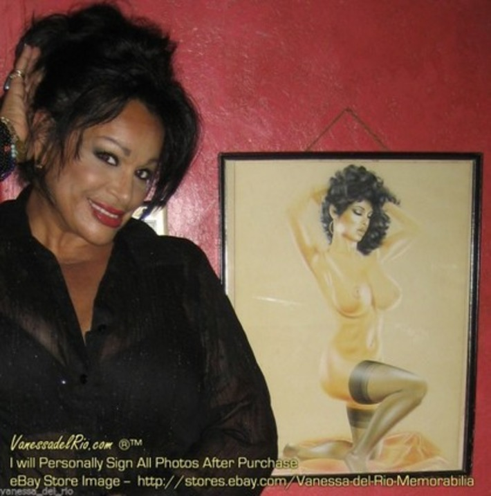Here's Looking At You, Vanessa del Rio | Sex History | Scoop.it