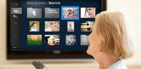 TV connectée : Eldéris lance une nouvelle offre pour les personnes âgées | Seniors | Scoop.it