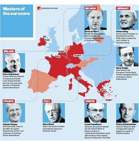 The Complete And Annotated Guide To The European Bank Run (Or The Final Phase Of Goldman's World Domination Plan) | ZeroHedge | MN News Hound | Scoop.it