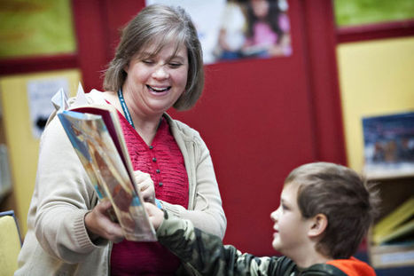 Librarians: Love of reading can be sparked at early age | Elementary School Library Media | Scoop.it