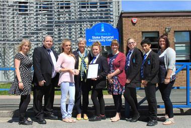 Plymouth school scoops top award for work on dementia | Dementia 4 Schools | Scoop.it