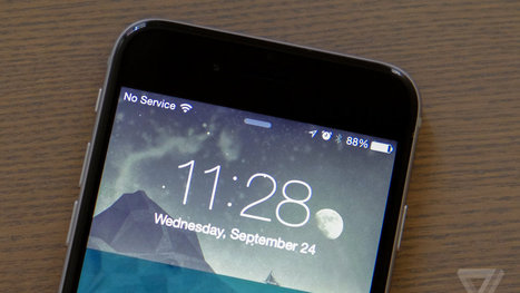 Apple's fix for major iOS 8 bug coming in the 'next few days' | Just Give IT to me Simple : Technology | Scoop.it