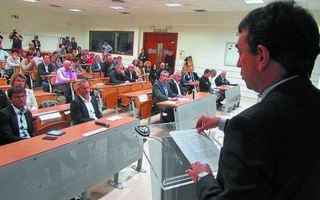 MU y la Diputación colaboran en Etorkizuna Eraikiz | Mondragon Unibertsitatea | Scoop.it
