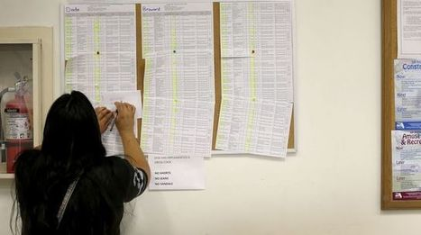 L'efficacité aléatoire des contrats aidés - L'Express | Conseiller d' orientation | Scoop.it