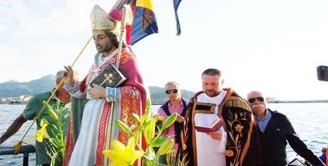Saint Erasme fêté avec faste par les Ile-roussiens ! | Ile Rousse Tourisme | Scoop.it