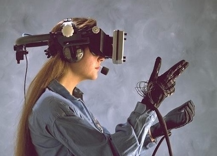 Fantastic radio show about virtual reality, c. 1992 | Research_topic | Scoop.it