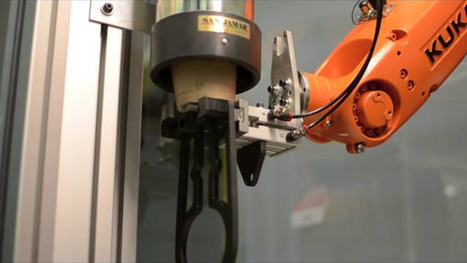 A Robot Making Coffee With a Keurig Is Wonderfully Redundant - Gizmodo | Coffee News | Scoop.it