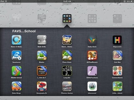 TeachersWithApps - 22 Favorite Middle School Apps | iPad Apps for Middle School | Scoop.it