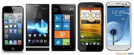 Guía para decidirse entre los smartphones del momento - Intereconomía | Móviles y márketing digital | Scoop.it
