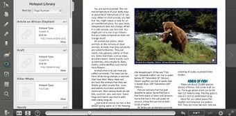 Free Technology for Teachers: Active Textbook - Turn PDFs Into Multimedia Documents | Tech in teaching | Scoop.it