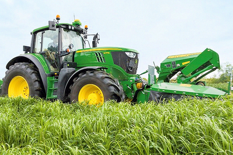 Des agriculteurs américains inquiets face à la transparence du Big Data - La Revue du digital | Visualiser ses données, décider clairement | Scoop.it