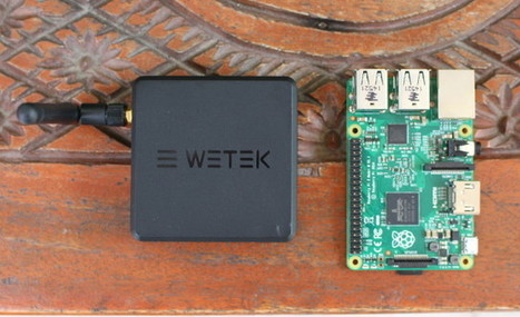 WeTek Hub TV Box Unboxing and Teardown | Embedded Systems News | Scoop.it