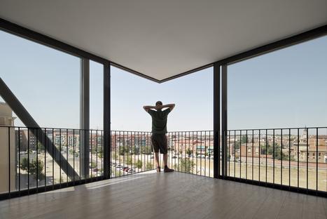 untercio arquitectura: vallecas 47 social housing project, madrid | Arquitectura: Plurifamiliars | Scoop.it