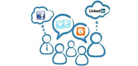 6 choses à savoir sur les RP à  l'ère des réseaux sociaux   Social media - E-reputation   Scoop.it