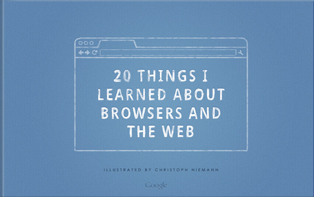 20 Things I Learned About Browsers and the Web | Learning Design in Schools | Scoop.it