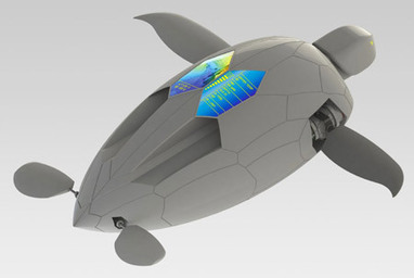 Cowabunga: Swiss Boffins Working on Robot Turtle | IEEE Spectrum | The Robot Times | Scoop.it