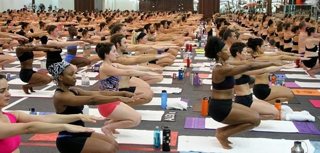 Hot Yoga May not be so Cool. | Medicine and Health News | Scoop.it