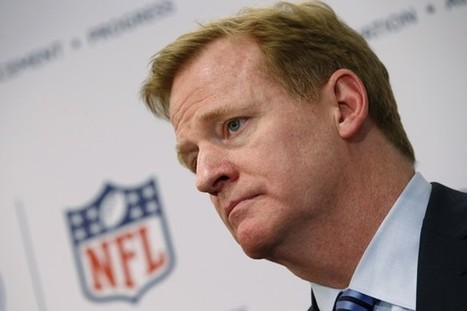 The NFL Allegedly Covered Up Concussion Research | Green Forward - Sports | Scoop.it