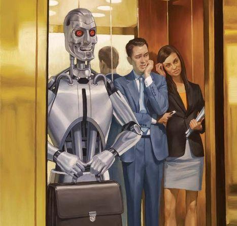 Ever imagined robots replacing humans?? - TechWaq.com | Robotics | Scoop.it