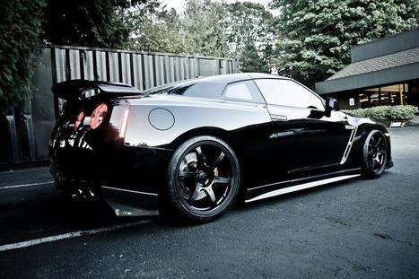 Nissan GTR | Beautiful Cars | Scoop.it