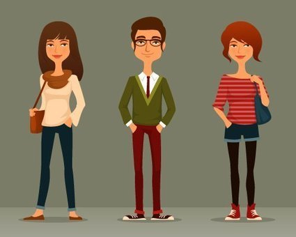 6 Tips On How To Create Characters In eLearning  - eLearning Industry | Interesting resources for English Teachers | Scoop.it