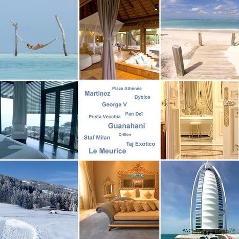Alatelecesoir: Guerre du luxe dans l'hôtellerie | LYFtv - Lyon | Scoop.it