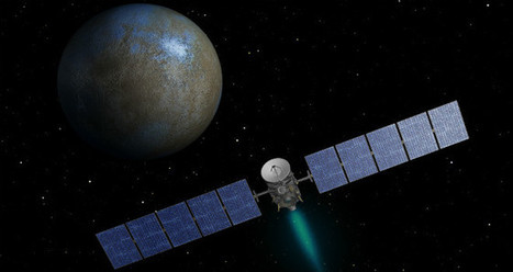 Water On Ceres? Dawn Spacecraft Finds Evidence of Sub-Surface Oceans   Lauri's Environment Scope   Scoop.it