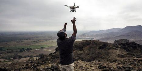 La Nasa controlaría tráfico de drones - Ciencia - El Tiempo | Noticias del Sector | Scoop.it