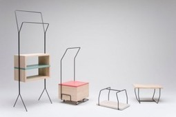 Maisonnette Furniture for Small Living Space | Newsletter by Noble ... | Small Spaces | Scoop.it