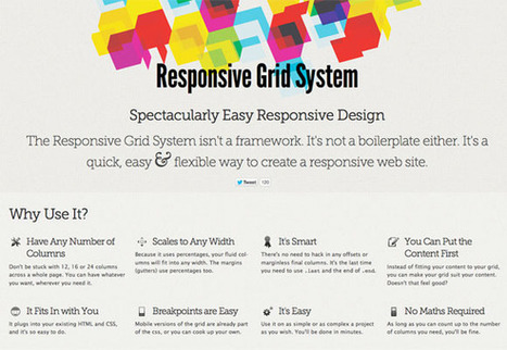 Useful Resources & Tools to Support Responsive Web Design | responsive  wd | Scoop.it