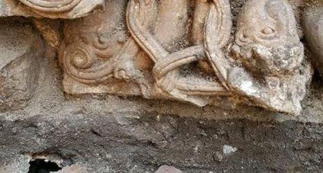 Des trésors du XIIe siècle découverts à Saint-Sernin | Musée Saint-Raymond, musée des Antiques de Toulouse | Scoop.it