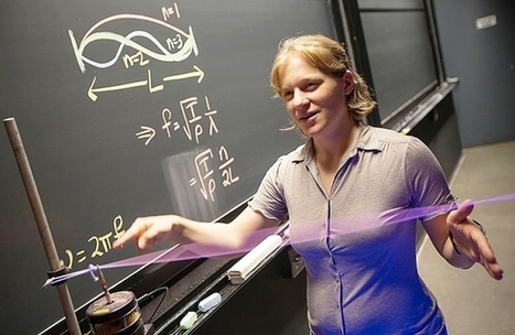 Renowned Harvard quantum physicist joining UBC | Particle Physics | Scoop.it