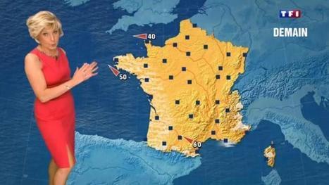 Ce que vous ne savez (peut-être) pas sur la météo à la télévision | Le Figaro | Remue-méninges FLE | Scoop.it