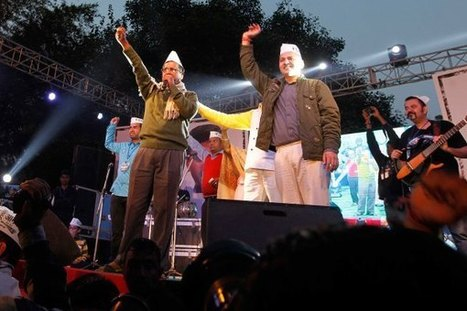 India's Newest Political Party Takes On Graft - TIME | Support AAP | Scoop.it