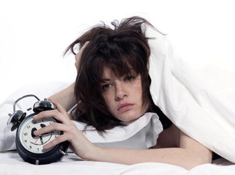 Insomnia just plain sux! | Wellness blog | Scoop.it