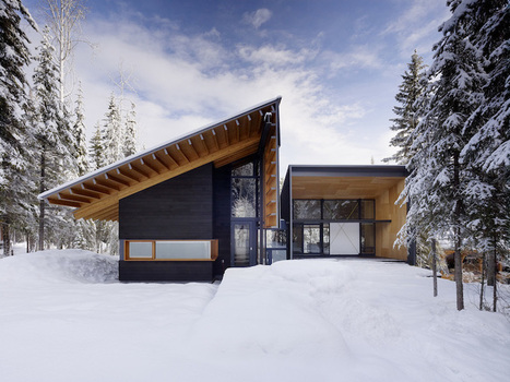 Kicking Horse Residence | sustainable architecture | Scoop.it