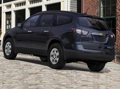 2015 Chevrolet Traverse FWD LS for sale in Housto | Chevy Car Dealer | Scoop.it