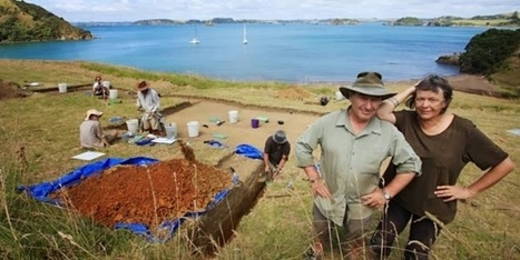 NZ's first missionary station uncovered | The Archaeology News Network | Océanie | Scoop.it