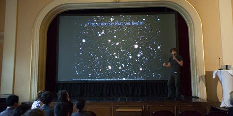 The proximity of science and art (Tom Melia itv - Ryoji Ikeda Collide@CERN) by Claudia Schnugg #mediaart | ARTE, ARTISTAS E INNOVACIÓN TECNOLÓGICA | Scoop.it