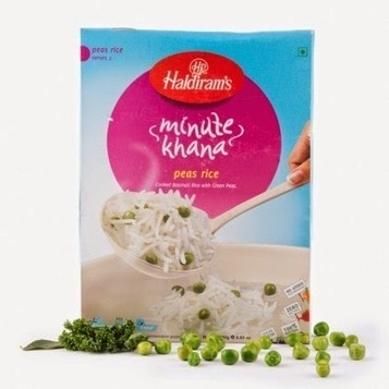Haldiram's Online - Google+ - Find ready to eat Basmati Rice with green Peas as a… | Healthy Eating | Scoop.it