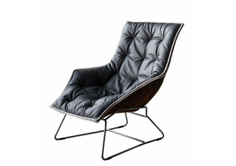 Maserati Lounge Chair by Zanotta - Design Milk | Furniture and Interiors | Scoop.it
