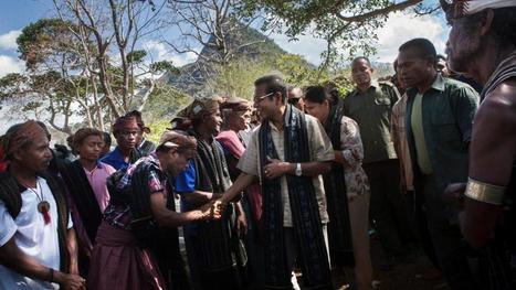 President's pilgrimages keep two sharp eyes on Timor-Leste's remote villages - Irish Times | Timor Leste | Scoop.it