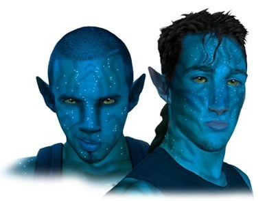 I Wanna Be Blue | Become An Avatar! | Digital Delights - Avatars, Virtual Worlds, Gamification | Scoop.it